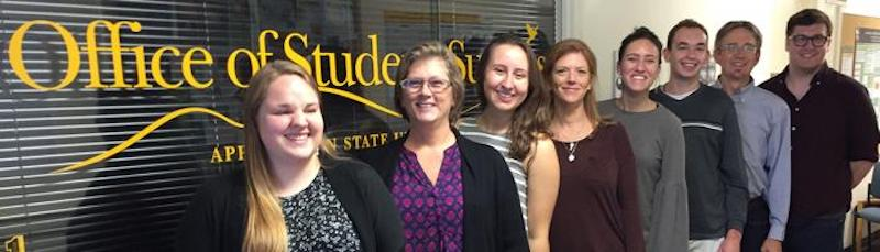 Office of Student Success staff members